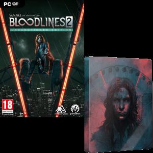 Vampire the masquerade Bloodlines 2 Unsanctioned Edition PC visuel produit