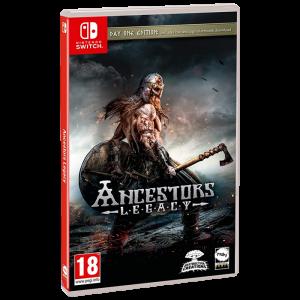 ancestors legacy day one edition switch visuel produit