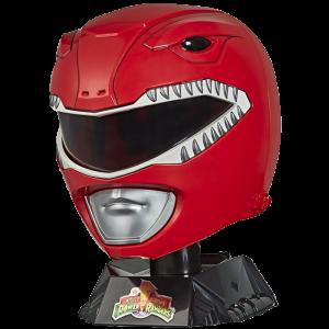 casque power rangers rouge visuel produit