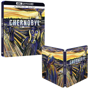 chernobyl 4k steelbook visuel produit