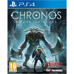 chronos before the ashes ps4 visuel produit