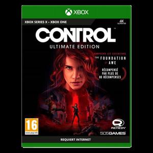 control ultimate edition xbox visuel produit