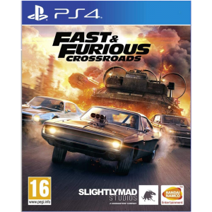 fast and furious crossroads ps4 visuel produit
