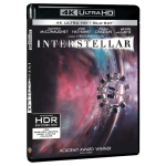 interstellar blu ray 4k visuel produit