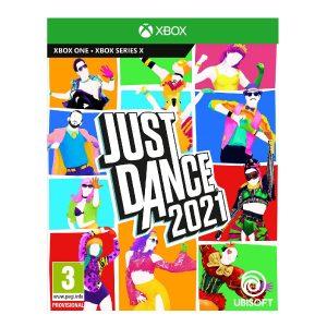 just dance 2021 xbox