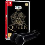 let's sing queen switch 2 micro visuel produit