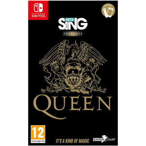 let's sing queen switch visuel produit