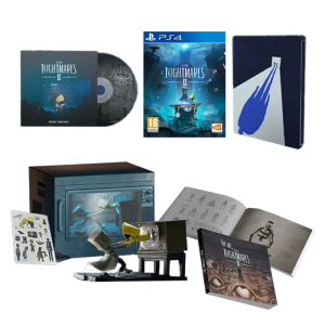 little nightmares 2 collector ps4 visuel produit