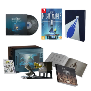 little nightmares 2 collector switch visuel produit