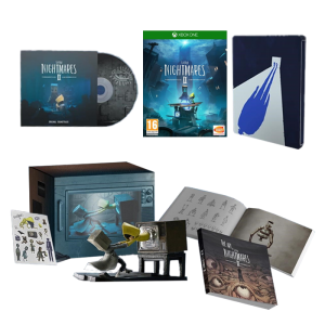 little nightmares 2 collector xbox visuel produit