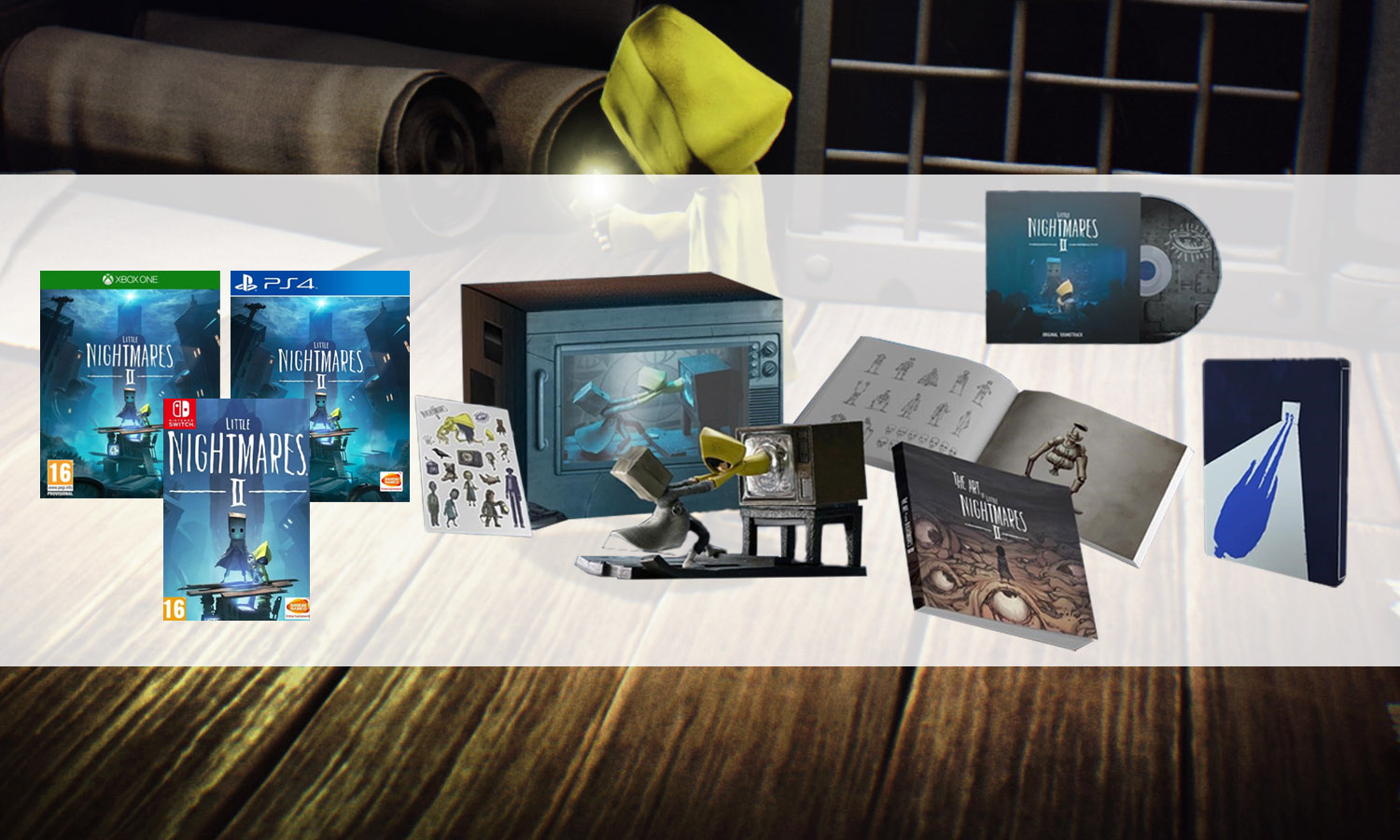 little nightmares 2 slider collector multi ps4 switch xbox v2