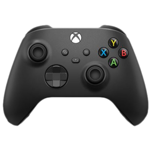 manette xbox series carbon black noir