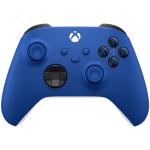 manette xbox series x bleu shock blue