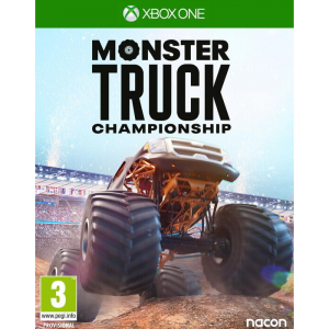 monster truck championship visuel produit xbox one