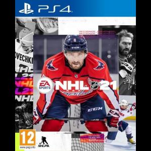 nhl 21 PS4 visuel produit