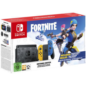 nintendo switch edition fortnite