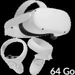 oculus quest 2 64 Go visuel produit