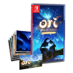 ori and the blind forest switch visuel produit
