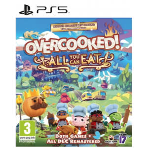 overcooked all you can eat ps5 visuel produit