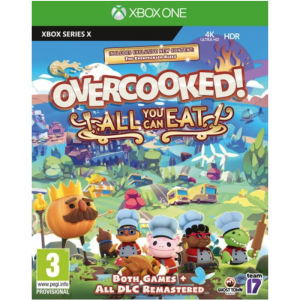 overcooked all you can eat xbox series x visuel produit