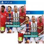 pack 2 jeux pes 2021 ps4