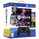 pack manette ps4 fifa 21