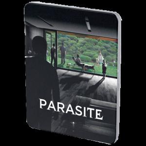 parasite blu ray 4K steelbook visuel produit