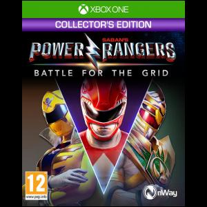 power rangers battle for the grid xbox one visuel produit
