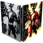 shazam blu ray 4K steelbook visuel produit