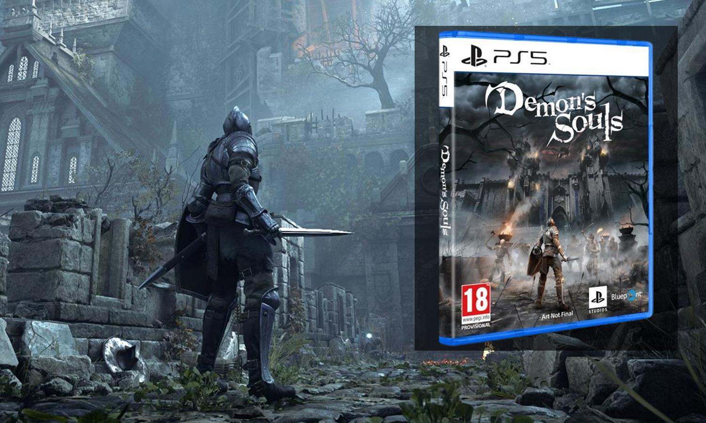Test Demon's Souls PS5 : le «seul vrai» jeu PS5 ?