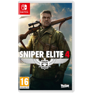 sniper elite 4 italia switch visuel produit