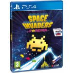 space invaders collection forever ps4
