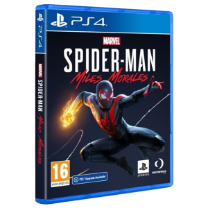 spiderman miles morales visuel ps4