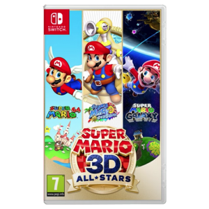 super mario 3D all star switch visuel produit