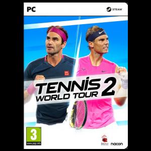 tennis world tour 2 pc visuel produit