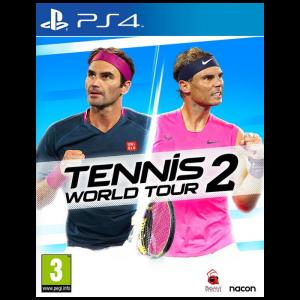 tennis world tour 2 ps4 visuel produit