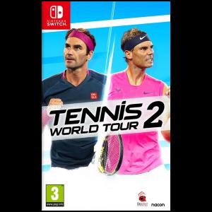 tennis world tour 2 switch visuel produit