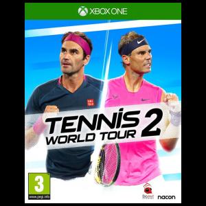 tennis world tour 2 xbox visuel produit
