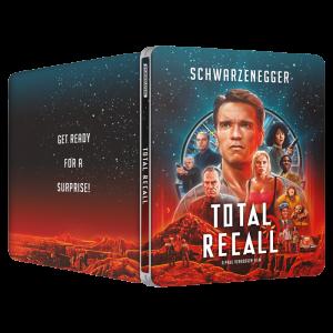 total recall steelbook 4K