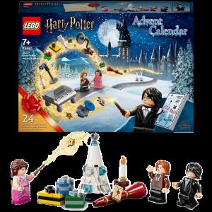 visuel produit calendrier de l'avent lego harry potter 75981
