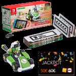 visuel produit circuit mario kart home luigi jackpot