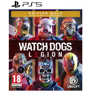 watch dogs legion edition gold ps5 visuel produit