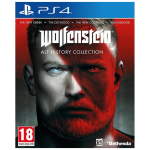 wolfenstein alt history collection PS4 visuel produit