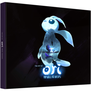 Artbook Ori and the Will of Wisps visuel produit