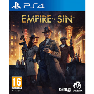 Empire of sin day one edition ps4 visuel produit