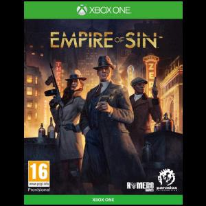 Empire of sin day one edition xbox visuel produit