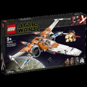 Lego Star Wars Chasseur X Wings de Poe Dameron 75273 visuel produit