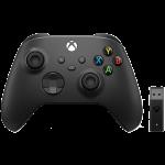 Manette Xbox One Carbone Series X pour PC visuel produit