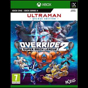 Override 2 Ultraman Deluxe Edition (XBOX X) visuel produit
