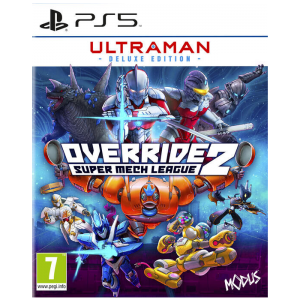 Override 2 ultraman deluxe edition PS5 visuel produit